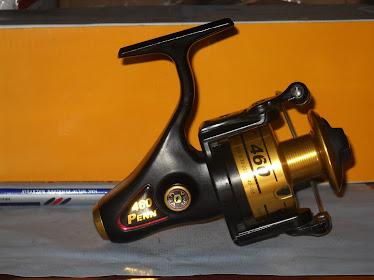 Penn Slammer 460 Limited Made in USA 2nd like NEW RM650 BARGIN SALE