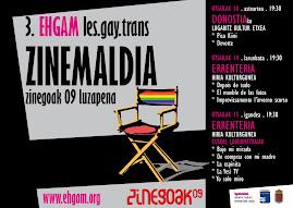 2009-02-10/15 · Donostia / Errenteria > LES.GAY.TRANS ZINEMALDIA