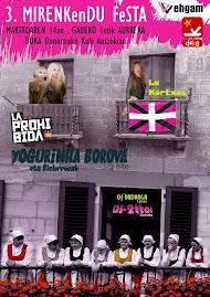 2009-03-14 . Donostia > MIRENKENDU FESTA