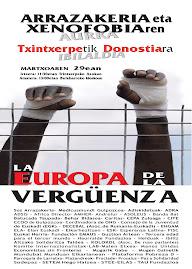 2009-03-29 . Trintxerpe-Donostia > ARRAZAKERIAREN AURKAKO IBILALDIA