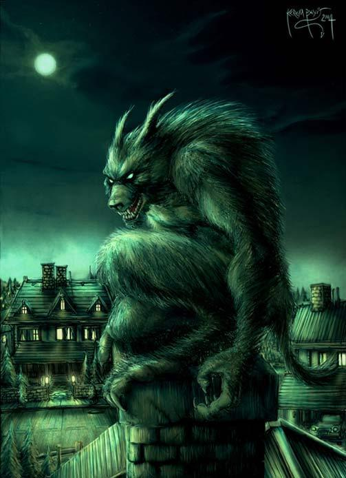 Awesome pictures of werewolves