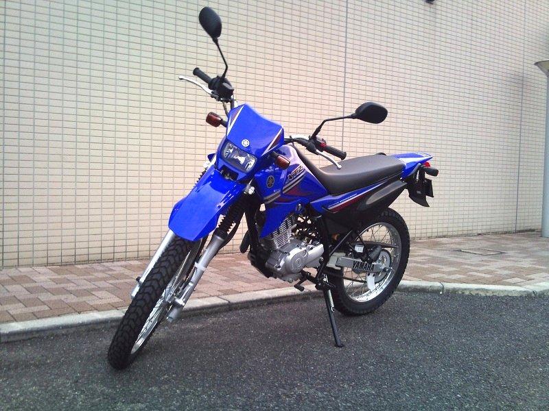 んーんーはー ?: [バイク] XTZ125E ...