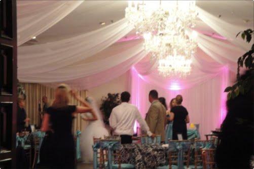 Ceiling Decor For Weddings