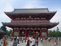日本东京Asakusa Kannon JUN 2007