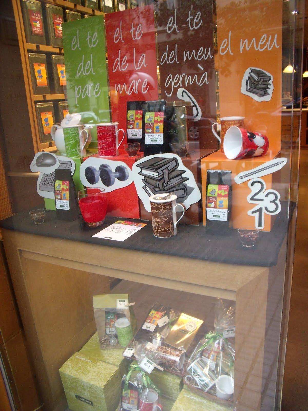 Tracycorrecaminos un botell n de t - Franquicia tea shop ...