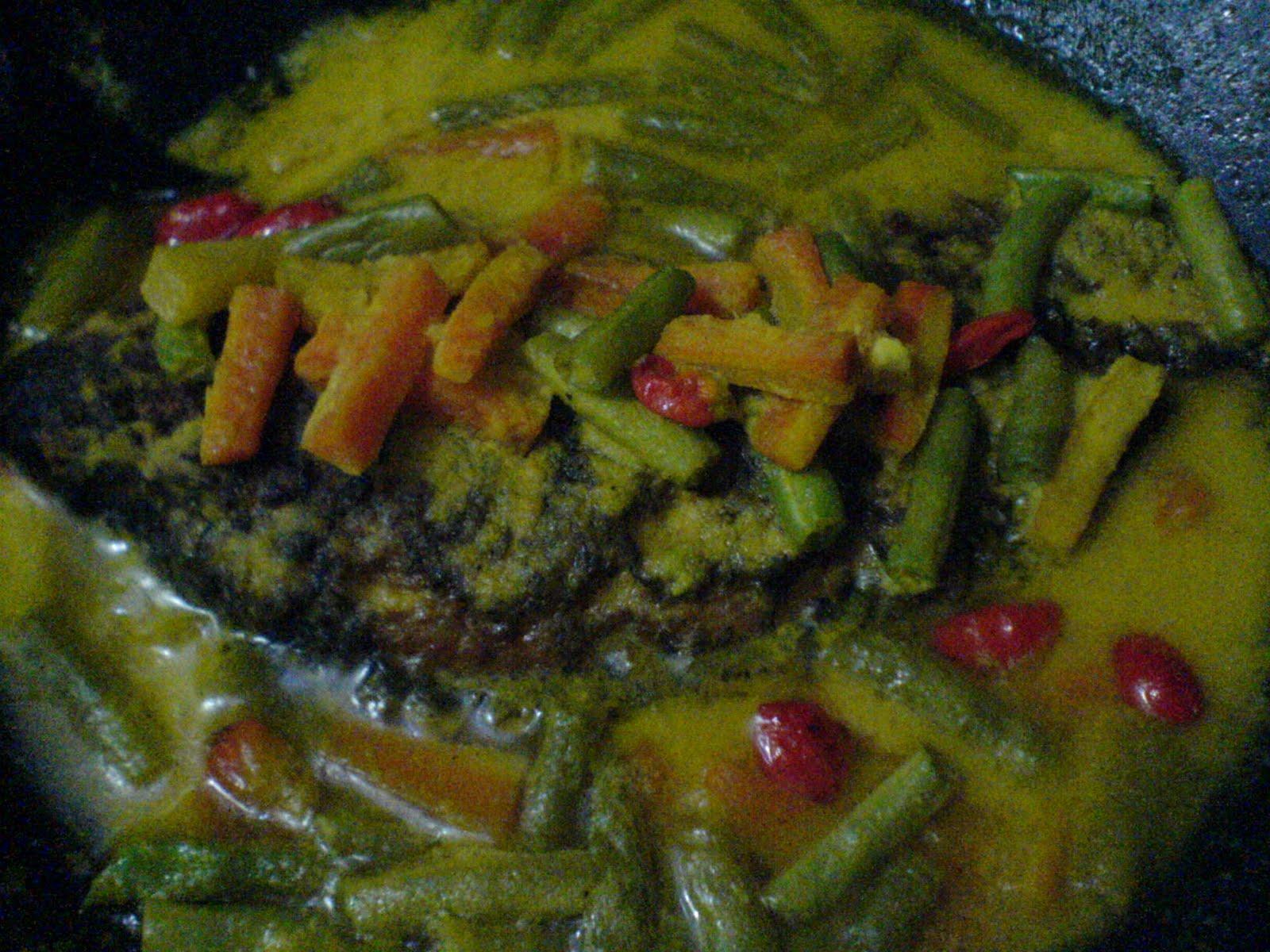 Bandeng Presto Acar Kuning ~ Resep Masakan