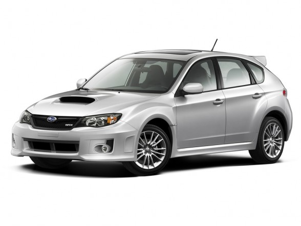 2011 Subaru Impreza WRX Hatchback Wallpapers