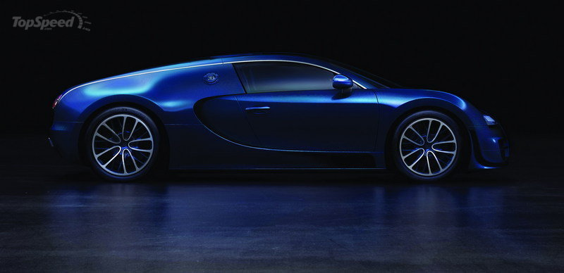 2011 Bugatti Veyron 16.4 Super Sport Wallpaper