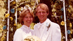 Jan and Dave at their Wedding