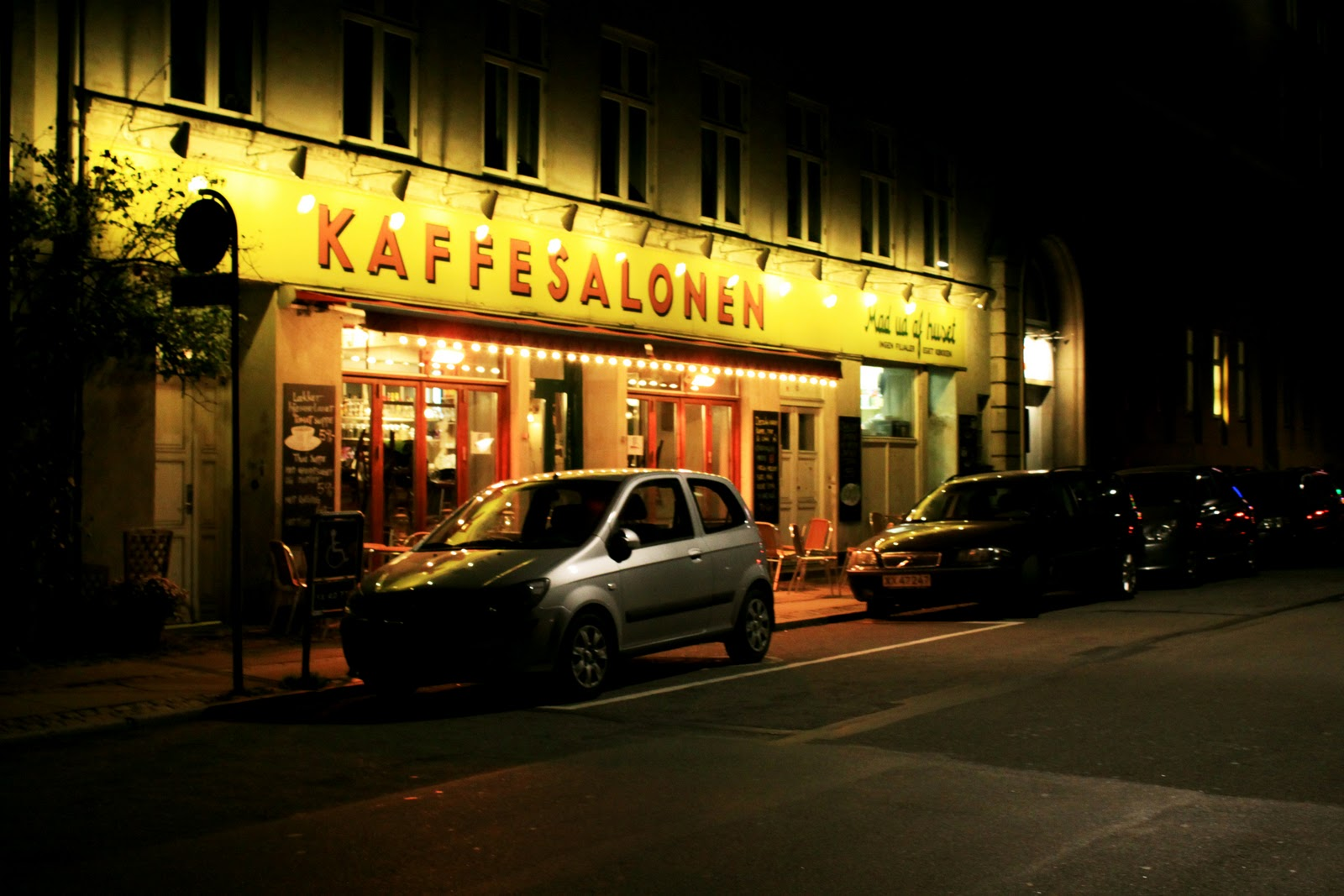 metropolitan cafe frederiksberg