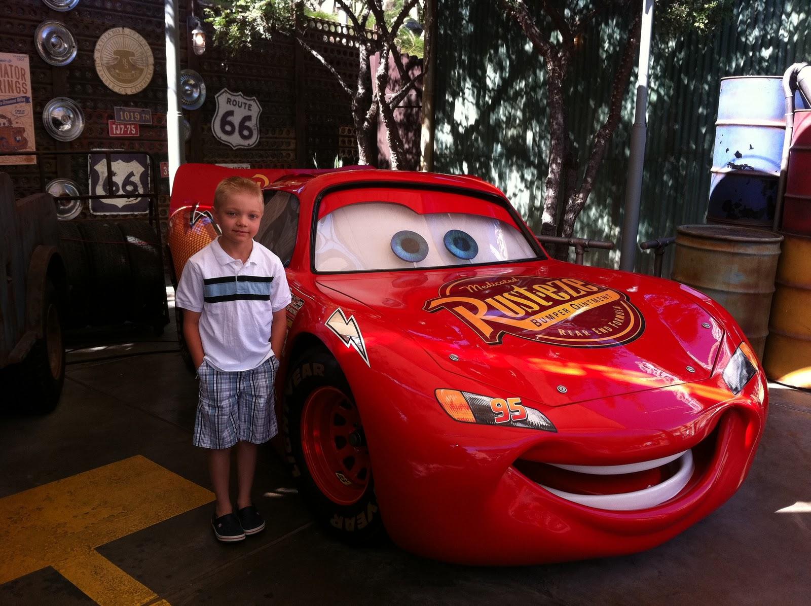 Disney Visa Photo with