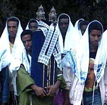 Jews étiopiens