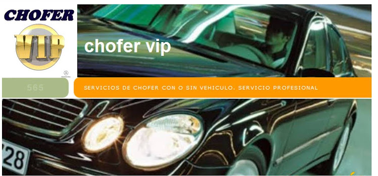 CHOFERVIP