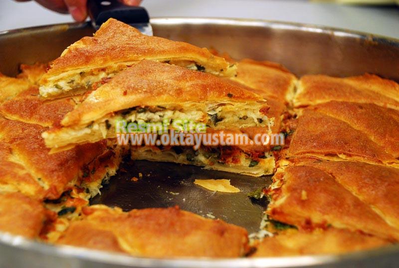 Oktay Usta Karışık Peynirli Sultan Böreği Tarifi