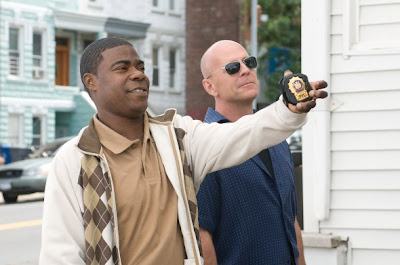 Cop Out Movie - Bruce Willis and Tracy Morgan