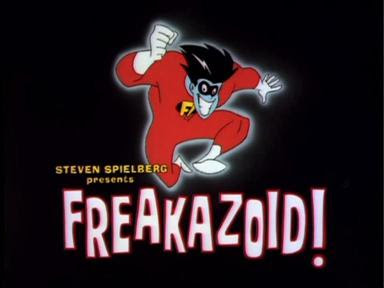 You nostalgia, you lose Freakazoid