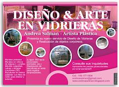 Diseño & Arte en Vidrieras