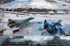 Sukhoi T-50 PAK FA -14