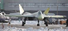 Sukhoi T-50 PAK FA -08