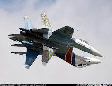 Sukhoi su-27A + Sukhoi su-30