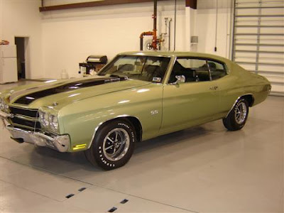 Another great muscle car from