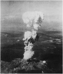 6 DE AGOSTO DE 1945 - BOMBARDEO ATMICO SOBRE HIROSHIMA