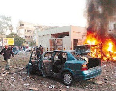 انفجار در مقابل زندان مرکزی شهر ایلام 19 زخمی برجای گذاشت، دو زندانی موفق به فرار شدند
