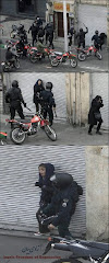 Another brave girl beaten by Basij