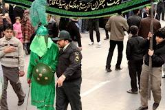 امام حسین برای سبز پوشیدن ، دستگیر شد ؟؟!!!!!!!