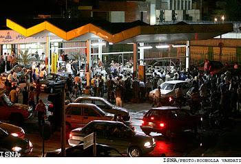 """احمدینژاد: """"برای ذخیرهسازی به پمپبنزینها نروید"""""""
