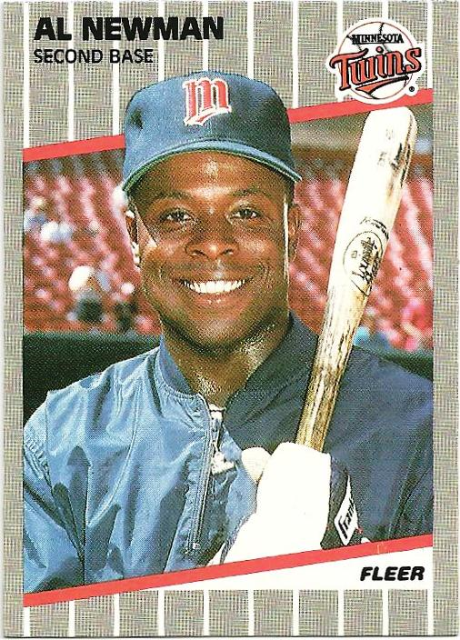 A Pack To Be Named Later 1989 Fleer Baseball
