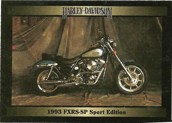 1993 Harley-Davidson FXRS-SP Low Rider Sport