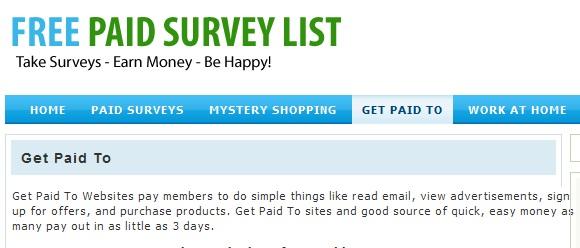 Free Money Surveys Online