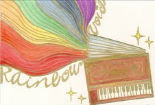 Rainbow voice harmonizing