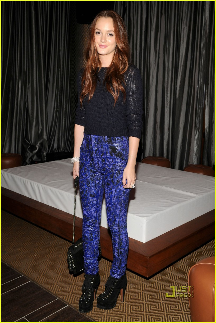 Inspiration Fashion From Leighton Meester 2015 | Personal Blog