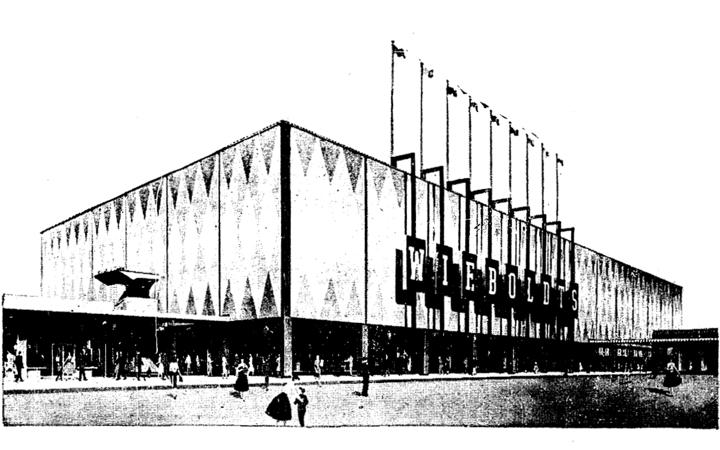 The Department Store Museum Wieboldt 39 S Chicago Illinois