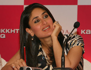 Kareena Kapoor at Kambakkht Ishq Press Meet