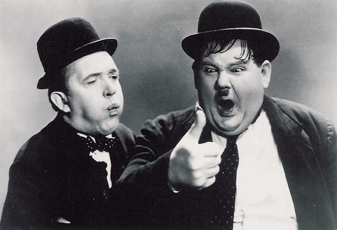 O Gordo e o Magro!