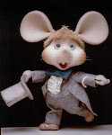 Topo Gigio, ratinho amado!