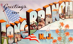 Greetings from the Friendly City of Long Branch, New Jersey