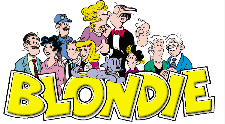 Blondie cmic - Wikipedia, la enciclopedia libre