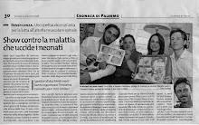 Giornale di Sicilia 14.08.08