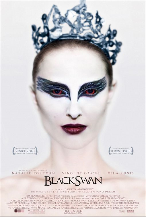 ... to give the perfect performance as both the Black and White swans.