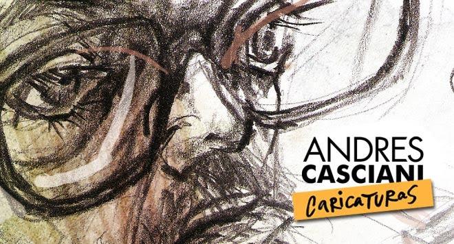Andrés Casciani Caricaturas