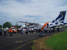 TEMINDUNG Airport/SAMARINDA - Kalimantan Timur