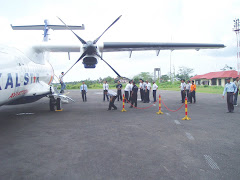 RAHADI OESMAN Airport/KETAPANG - Kalimantan Barat