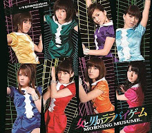 "Morning Musume New single ""Onna to Otoko no Lullaby Game"" Now available! Click to buy!"