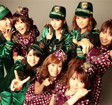 """Muten Musume's 1st PV """"Appare Kaiten Zushi!"""" is now online! Click to watch!"""