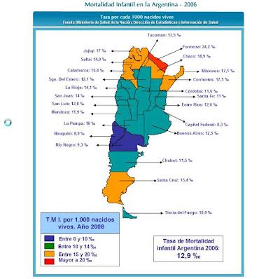 6000 angelitos 4 mapa de la mortalidad infantil for Valla infantil carrefour