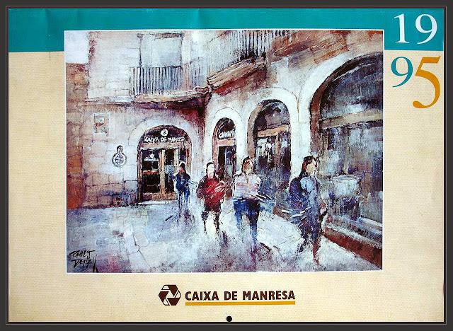 CALENDARIO-CAIXA-MANRESA-PINTOR-PINTURAS-CARDONA--ERNEST DESCALS